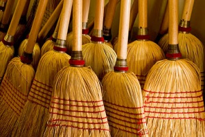 brooms-sweep